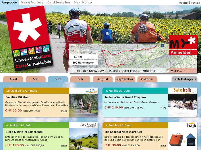 schweizmobilcard pers nliche landkarte im internet reisen blog. Black Bedroom Furniture Sets. Home Design Ideas