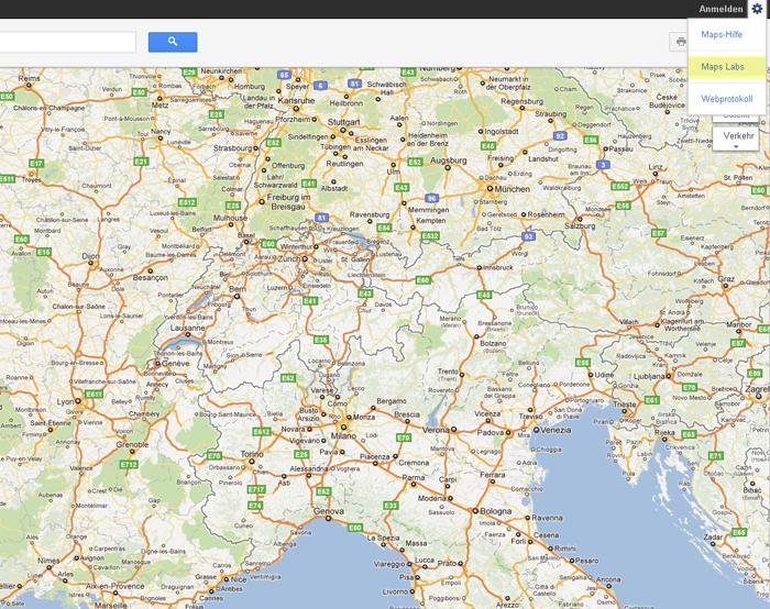 Entfernungsmesser Maps : Google maps u entfernungen messen reisen