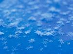 Microsoft Design - Schneeflocken und Frost