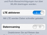 Apple iOS 6.1 LTE