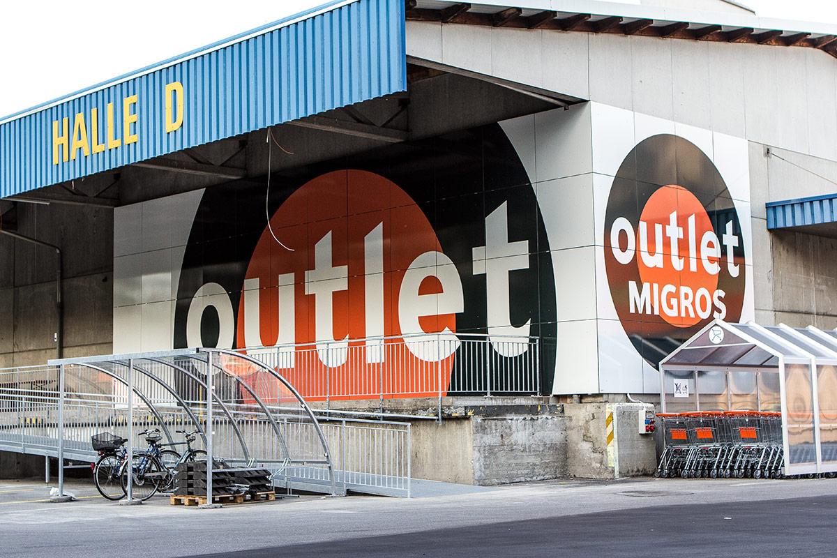 Outlet Migros, Buchs SG   Reisen Blog