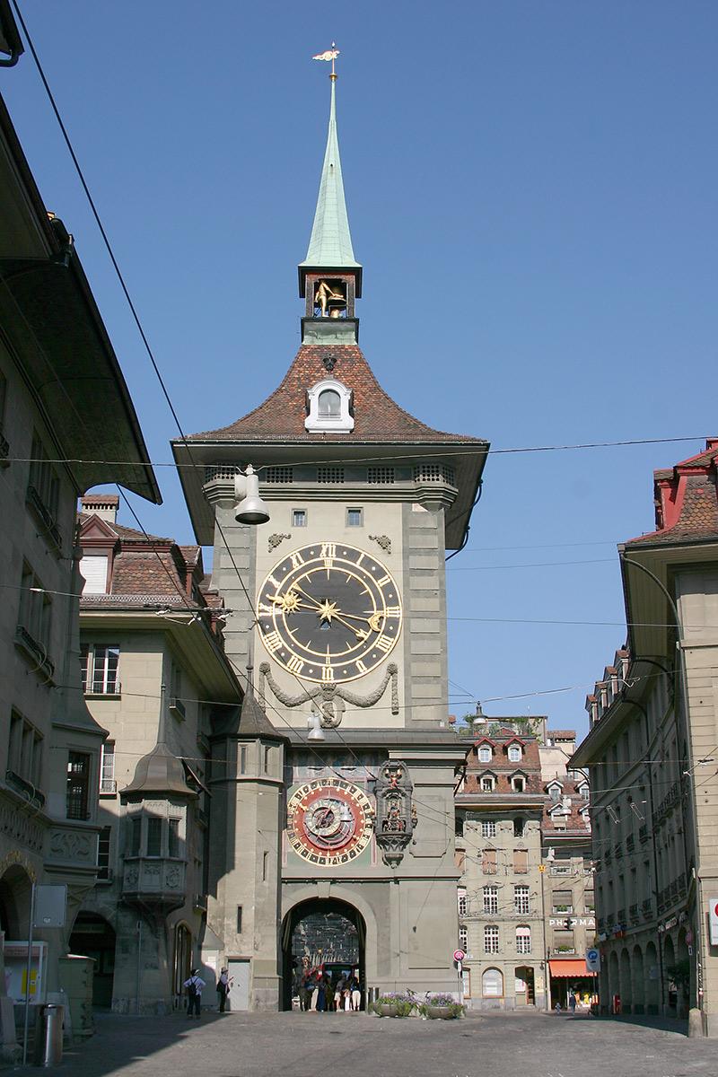 Sehenswürdigkeiten Bern