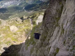 Wingsuit-Flug Graham Dickinson